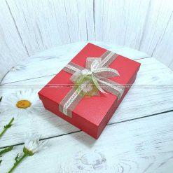 Hộp quà tặng đẹp HQ02 - Kích thước 23x17x7