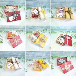 Một số mẫu hộp quà bạn có thể chọn tại Quà tặng độc