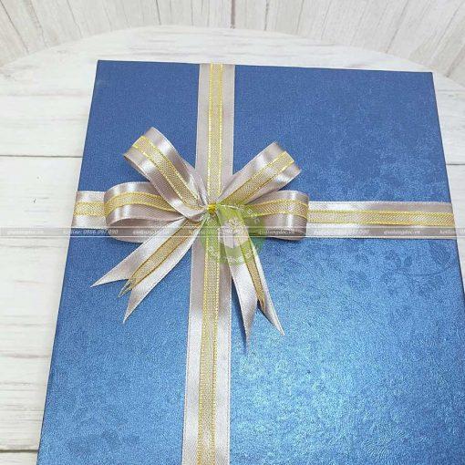 Hộp đựng quà tặng chữ nhật lớn 30x20x10cm - HQ32