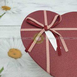 Hộp quà trái tim 3 kích cỡ 16, 19, 22cm - HQ38
