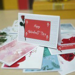 TM24 - Thiệp mừng Happy Valentine's Day