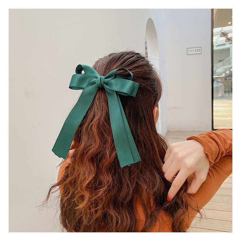 7+ Mẹo tận dụng ruy băng buộc tóc cực đẹp, cực sành điệu