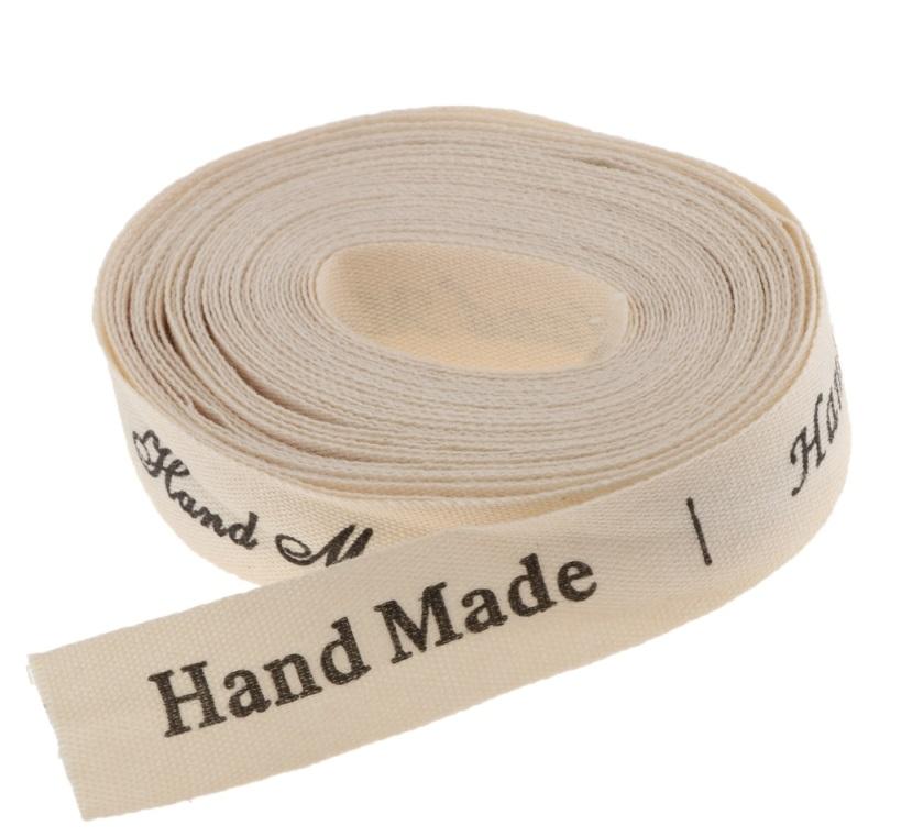 Ruy băng vải chất liệu cotton