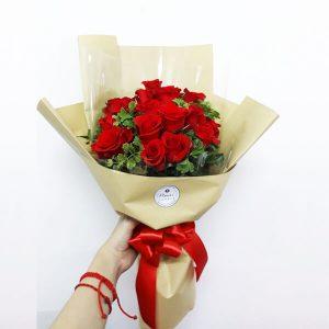 Dạy làm nơ ruy băng trang trí bó hoa đẹp, dễ thực hiện